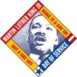 MLK Jr Service Day 2014