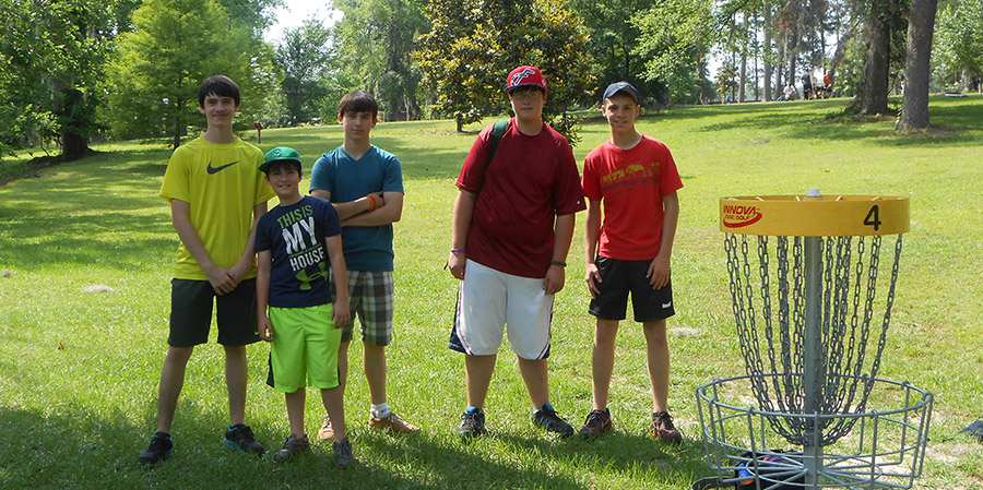 Disc Golf for Good!