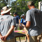 Our partners Red Hills Disc Golf.