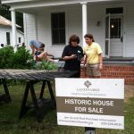 Thomasville Landmarks revitalization project in Victoria Place.