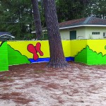TCRC Mural