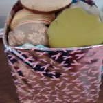 Comfort pillows for breast cancer patients