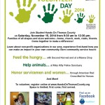 SHOTC Family Volunteer Day