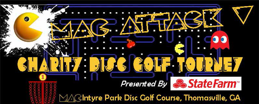 Mac Attack V Charity Disc Golf Tournament