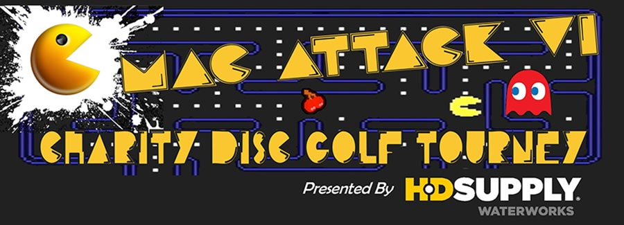 Mac Attack VI Charity Disc Golf Tournament
