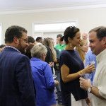 More than 125 people attended this year's awards reception