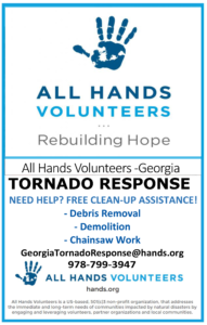 Georgia Tornado Flyer-need assistance