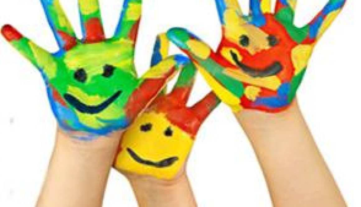 web photo-painted hands square