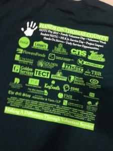 Amazing sponsors!