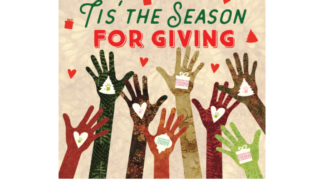 Image result for Tis The Season to Give Back