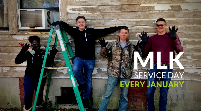 <strong>MLK Service Day</strong>