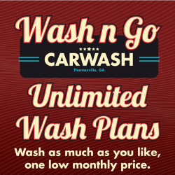 Get $5 off any full service wash!