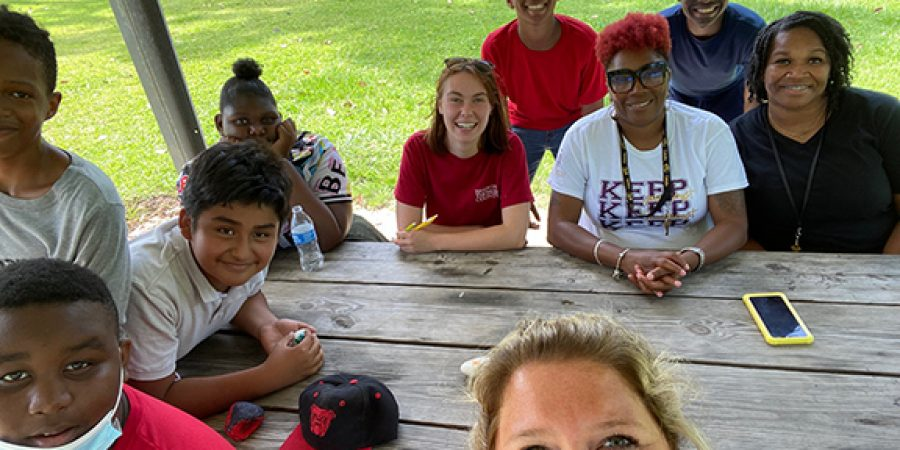 First Day! – Impact Outreach 2021