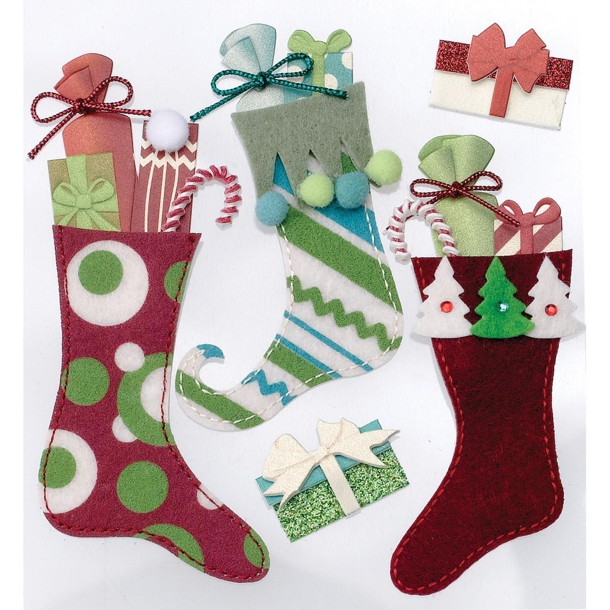 Sew & Stuff Stockings